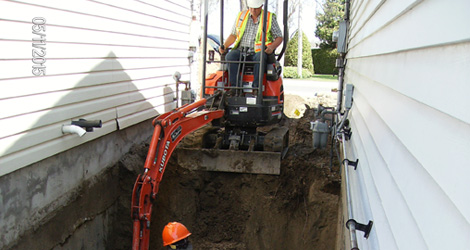 Confined Space Excavation