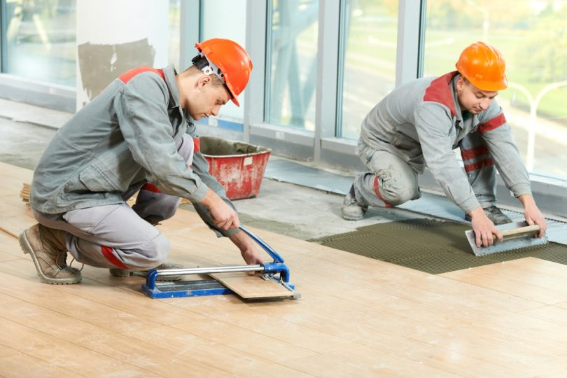 Weeping Tile Installation