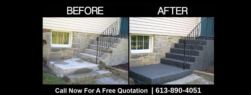 Get Weeping Tile Installation service